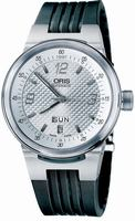 Replica Oris WilliamsF1 Team Day Date Mens Wristwatch 635.7560.41.61.RS