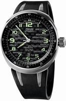 Replica Oris TT3 Day Date Mens Wristwatch 635.7589.70.84.RS