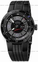 Replica Oris Kazuki Nakajima Day Date Limited Edition Mens Wristwatch 635.7613.47.84.RS