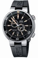 Replica Oris Der Meistertaucher Divers Regulator Mens Wristwatch 649.7610.71.64.Set