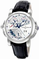 Replica Ulysse Nardin Sonata Mens Wristwatch 660-88