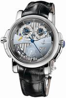 Replica Ulysse Nardin Sonata Silicium Mens Wristwatch 670-85
