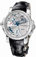 Replica Ulysse Nardin Sonata Mens Wristwatch 670-88