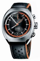 Replica Oris Chronoris Mens Wristwatch 672.7564.41.54.LS