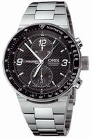 Replica Oris WilliamsF1 Team Chronograph Mens Wristwatch 673.7563.41.84.MB