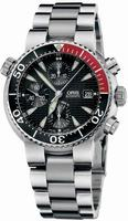 Replica Oris Diver Chronograph Mens Wristwatch 674.7542.71.54.MB