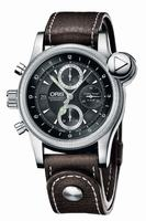 Replica Oris Flight Timer R4118 Limited Edition Mens Wristwatch 674.7583.40.84.LS