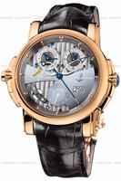 Replica Ulysse Nardin Sonata Mens Wristwatch 676-85
