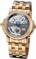 Replica Ulysse Nardin Sonata Cathedral Mens Wristwatch 676-88-8/212