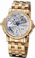 Replica Ulysse Nardin Sonata Cathedral Mens Wristwatch 676-88-8