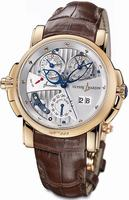 Replica Ulysse Nardin Sonata Cathedral Mens Wristwatch 676-88