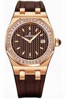Replica Audemars Piguet Royal Oak Lady Ladies Wristwatch 67601OR.ZZ.D080CA.01