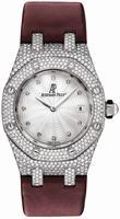 Replica Audemars Piguet Royal Oak Lady Quartz Wristwatch 67605BC.ZZ.D070SU.01