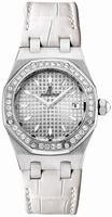 Replica Audemars Piguet Royal Oak Lady Quartz Wristwatch 67621ST.ZZ.D012CR.02
