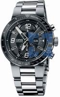 Replica Oris WilliamsF1 Team Chronograph Date Mens Wristwatch 679.7614.41.64.MB