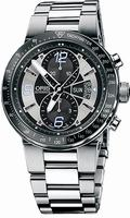 Replica Oris WilliamsF1 Team Chronograph Date Mens Wristwatch 679.7614.41.74.MB