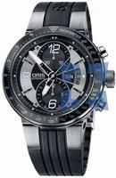 Replica Oris WilliamsF1 Team Chronograph Date Mens Wristwatch 679.7614.41.74.RS