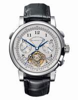 Replica A Lange & Sohne Tourbograph Pour le Merite Mens Wristwatch 702.025