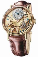 Replica Breguet La Tradition Breguet Mens Wristwatch 7037BA.11.9V6