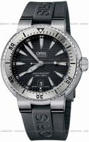 Replica Oris TT1 Divers Date Mens Wristwatch 733.7533.41.54.RS