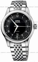 Replica Oris Classic Date Mens Wristwatch 733.7594.40.64.MB