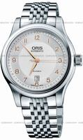 Replica Oris Classic Date Mens Wristwatch 733.7594.4061.MB
