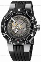 Replica Oris WilliamsF1 Team Skeleton Mens Wristwatch 733.7613.41.14.RS
