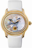Replica Audemars Piguet Millenary Diamonds Ladies Wristwatch 77315OR.ZZ.D013SU.01