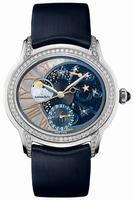 Replica Audemars Piguet Millenary Starlit Sky Ladies Wristwatch 77315BC.ZZ.D007SU.01