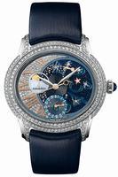 Replica Audemars Piguet Millenary Starlit Sky Ladies Wristwatch 77316BC.ZZ.D007SU.01