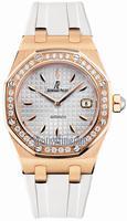 Replica Audemars Piguet Royal Oak Lady Automatic Wristwatch 77321OR.ZZ.D010CA.01
