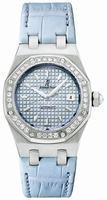 Replica Audemars Piguet Royal Oak Lady Automatic Wristwatch 77321ST.ZZ.D302CR.01