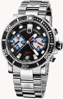 Replica Ulysse Nardin Maxi Marine Diver Chronograph Mens Wristwatch 8003-102-7/92