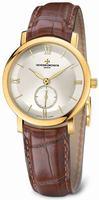 Replica Vacheron Constantin Patrimony Mens Wristwatch 81160.000J.9063