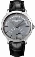 Replica Vacheron Constantin Patrimony Contemporary Bi-retrograde Day-Date Mens Wristwatch 86020.000P-9321