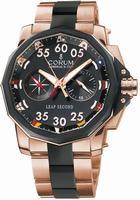 Replica Corum Leap Second 48 Mens Wristwatch 895.931.91-V791-AN32