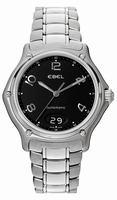 Replica Ebel 1911 XL Big Date Mens Wristwatch 9125241.15665P