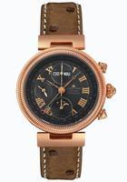 Replica JACQUES LEMANS Classic/Moon Phase Chronograph Mens Wristwatch 916K-DA02C