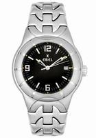 Replica Ebel Type E Mens Wristwatch 9187C51/5716