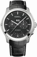 Replica Ebel Classic Hexagon Chronograph Mens Wristwatch 9305F71-5335145GS