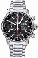 Replica Ebel 1911 Discovery Chronograph Mens Wristwatch 9750L62.53B60