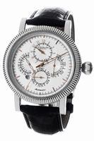 Replica Stuhrling TimeMaster Symphony Mens Wristwatch 97BB.331534