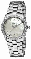 Replica Ebel Classic Sport Grande Ladies Wristwatch 9954Q34.99450