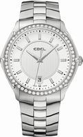 Replica Ebel Classic Sport Mens Wristwatch 9955Q44.163450