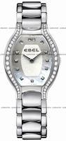 Replica Ebel Beluga Tonneau Grande Ladies Wristwatch 9956P38.1991050