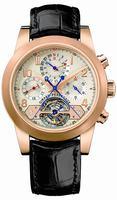 Replica Girard-Perregaux Tourbillon Chronograph Rattrapante Foudroyante Mens Wristwatch 99730.52.151.BA6A