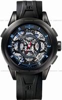 Replica Perrelet Louis-Frederic Split-second Chronograph Rattrapante Mens Wristwatch A1045.1