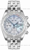 Replica Breitling Chronomat Evolution Mens Wristwatch A1335611.A569-357A