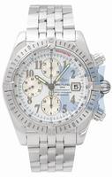 Replica Breitling Chronomat Evolution Mens Wristwatch A1335611.A573-357A