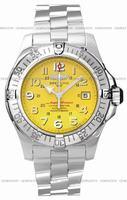 Replica Breitling Superocean 2008 Mens Wristwatch A1736006.I514-SS